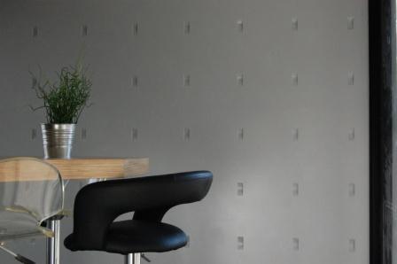 cl ture d cor acier. Black Bedroom Furniture Sets. Home Design Ideas